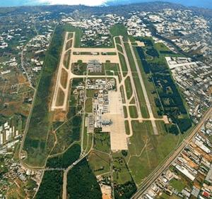 Взлетно-посадочные полосы в аэропорту Анталия