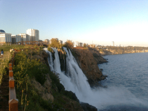 Водопад Дюден Анталья