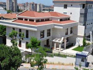 Генеральное консульство Азербайджана в Стамбуле