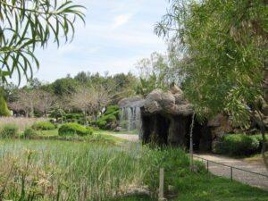 Грот в парке Ататюрка