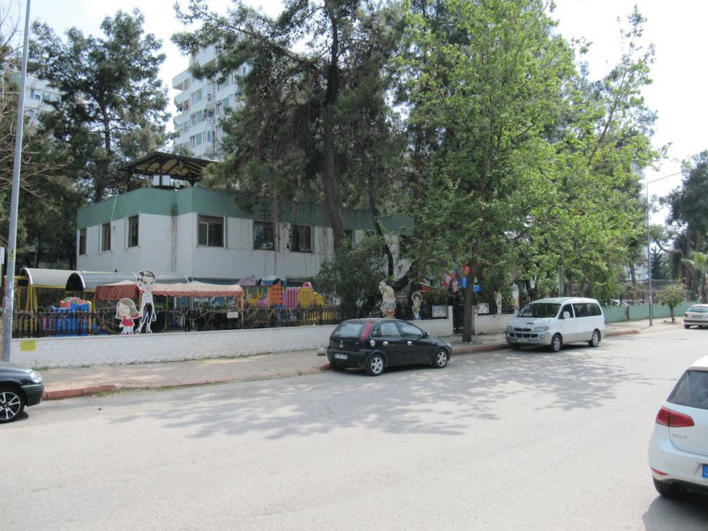Детский клуб в Гюрсу