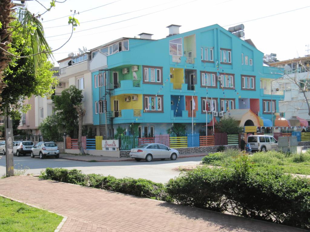 Детский сад в Гюрсу