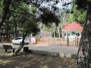 Детский сад в парке Ататюрка