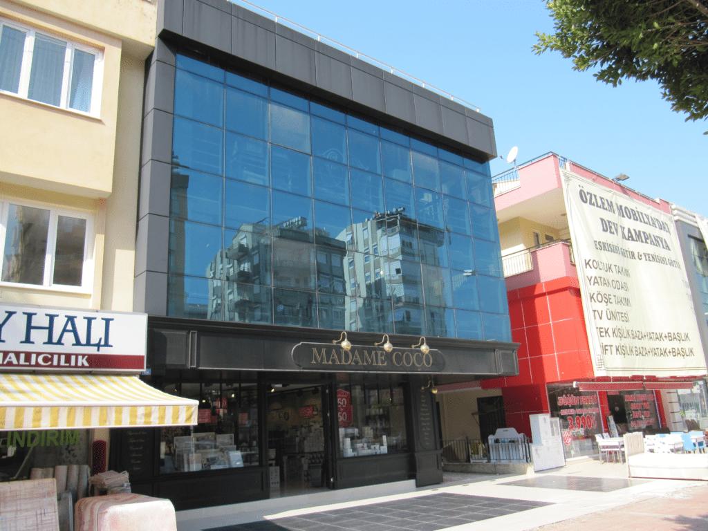 Магазин Мадам Коко в Гюрсу