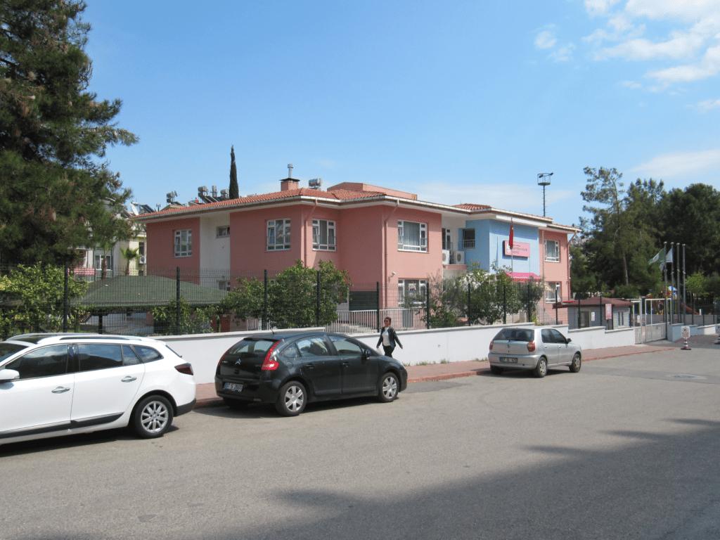 Начальная школа в Гюрсу