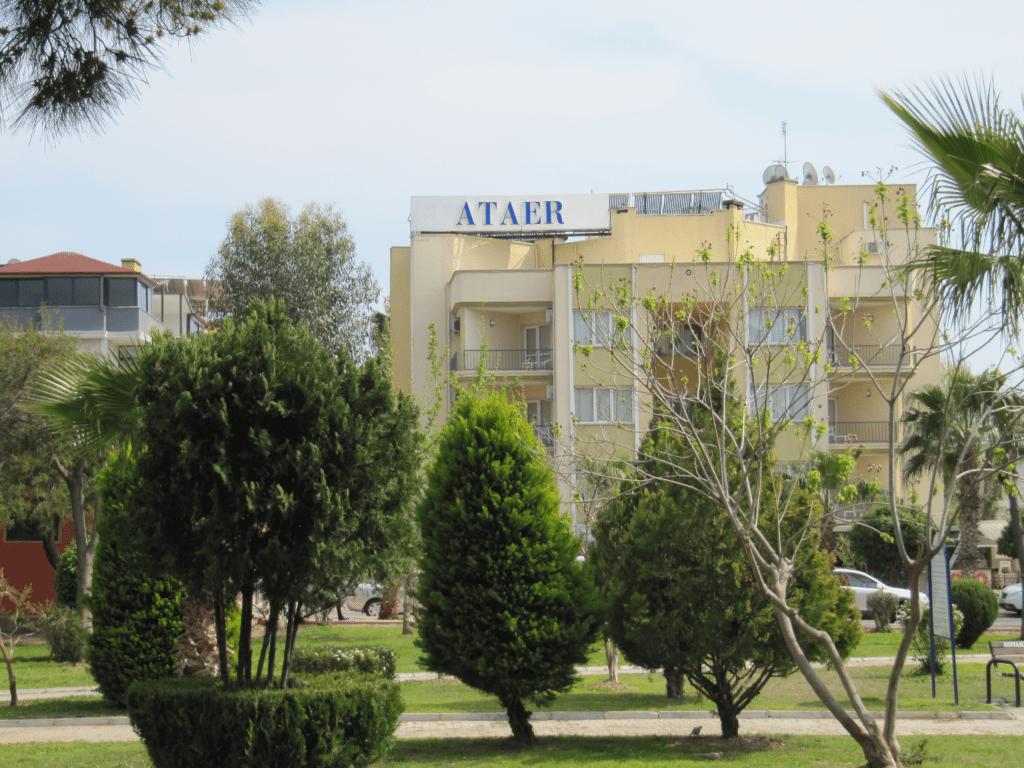 Отель в Гюрсу