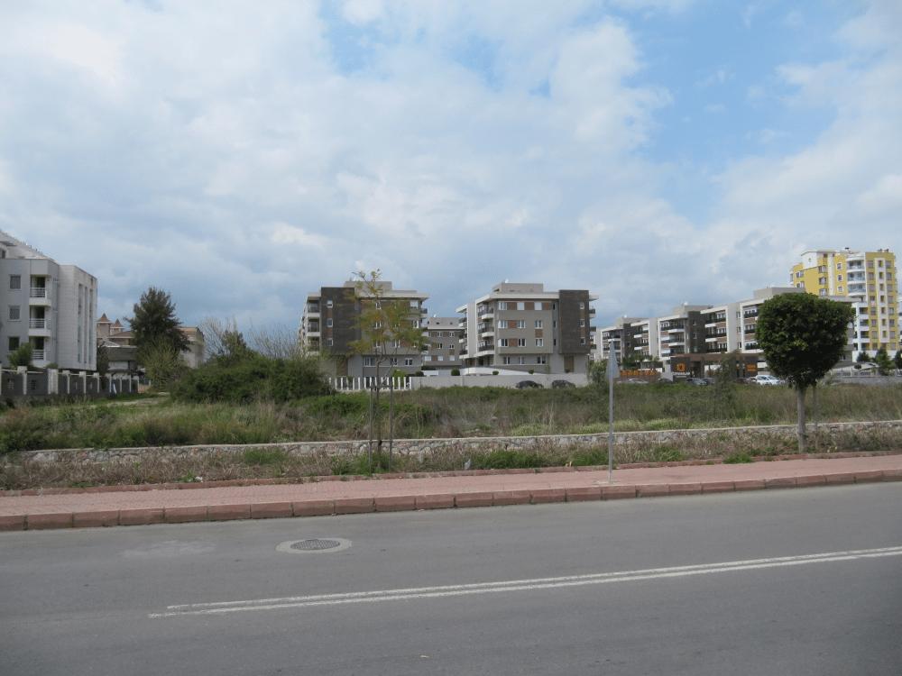 Престижные жилые комплексы в Гюрсу