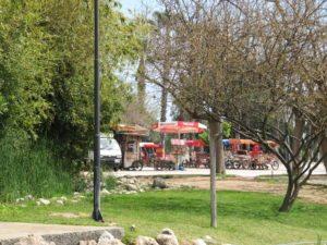 Прокат в парке Ататюрка