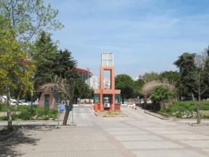 Северный вход в парк Ататюрка
