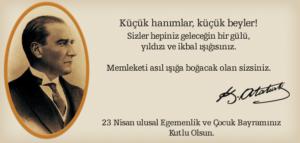 Государственные праздники в Турции в апреле 2017 года