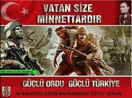 День Победы в Турции в августе 2024 года