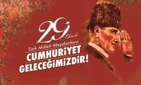 День Республики в Турции в 2019 году
