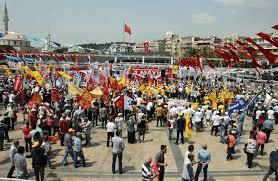 День Солидарности и День Труда в Турции в мае 2021 года