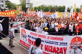 День Солидарности и День Труда в Турции в 2019 году