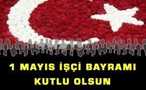 День Солидарности и День Труда в Турции май 2018 года