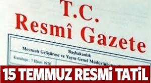 День демократии и национального единства в Турции в июле 2021 года