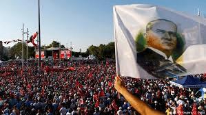 День демократии и национального единства в Турции июль 2022 года