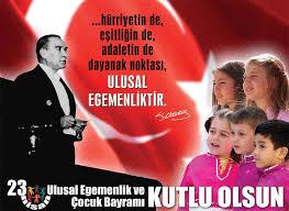 День национального суверенитета и День детей в Турции апрель 2020 года