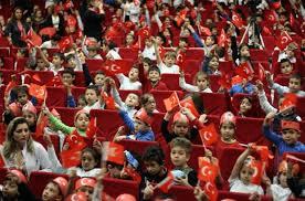 День национального суверенитета и День детей в Турции в апреле 2018 года