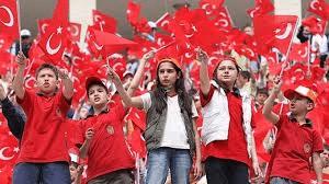 День национального суверенитета и День детей в Турции в апреле 2021 года