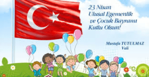 День национального суверенитета и День детей в Турции 2024 год