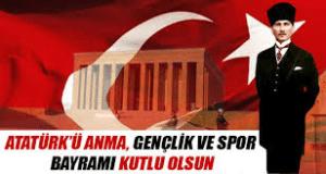 День памяти Ататюрка, Праздник молодежи и спорта в Турции в мае 2020 года