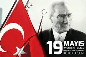 День памяти Ататюрка, Праздник молодежи и спорта в Турции в 2018 году