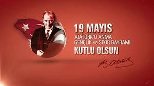 День памяти Ататюрка, Праздник молодежи и спорта в Турции в 2019 году