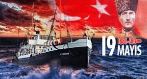 День памяти Ататюрка, Праздник молодежи и спорта в Турции май 2024 года