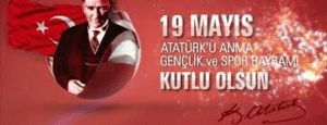 День памяти Ататюрка, Праздник молодежи и спорта в Турции