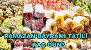 Рамазан в Турции в 2021 году