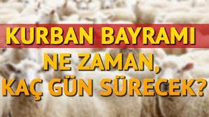 Курбан-байрам в Турции август 2018 года