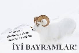 Курбан-байрам в Турции август 2019 года
