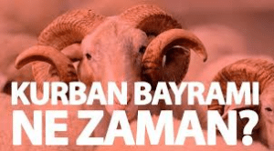 Курбан-байрам в Турции в июле 2021 года