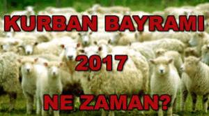 Курбан-байрам в Турции в 2017 году.