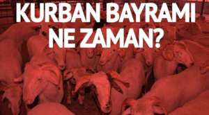 Курбан-байрам в Турции 2020 год