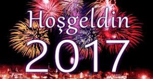 Новый 2017 год в Турции