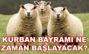 Праздник Курбан-байрам в Турции в 2018 году