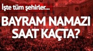 Праздник Курбан-байрам в Турции в 2020 году