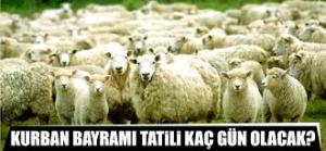 Праздник Курбан-байрам в Турции в 2022 году.