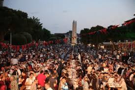 Праздник Рамазан в Турции в 2021 году