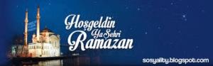 Рамазан в Турции в 2020 году.