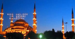 Рамазан в Турции в 2022 году