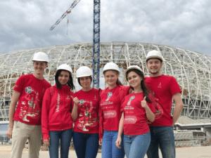 День волонтёра в России