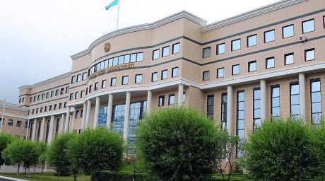 День дипломатической службы Казахстан