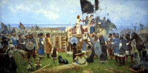 День официального принятия Ислама Волжской Булгарией