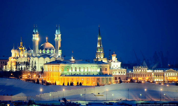 Рождество в Татарии