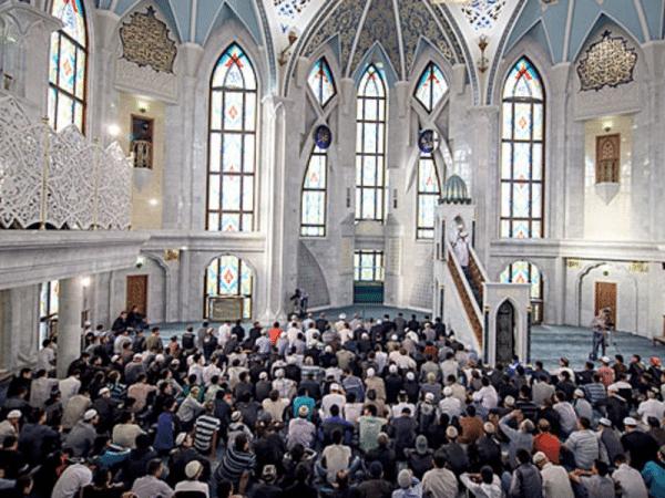 Ураза-байрам в Татарстане