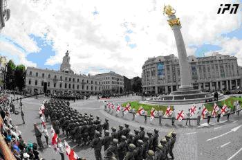 Выходные дни в Грузии в мае 2018 года.День независимости Грузии