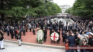 Выходные дни в Грузии в мае 2019 года.День Победы.
